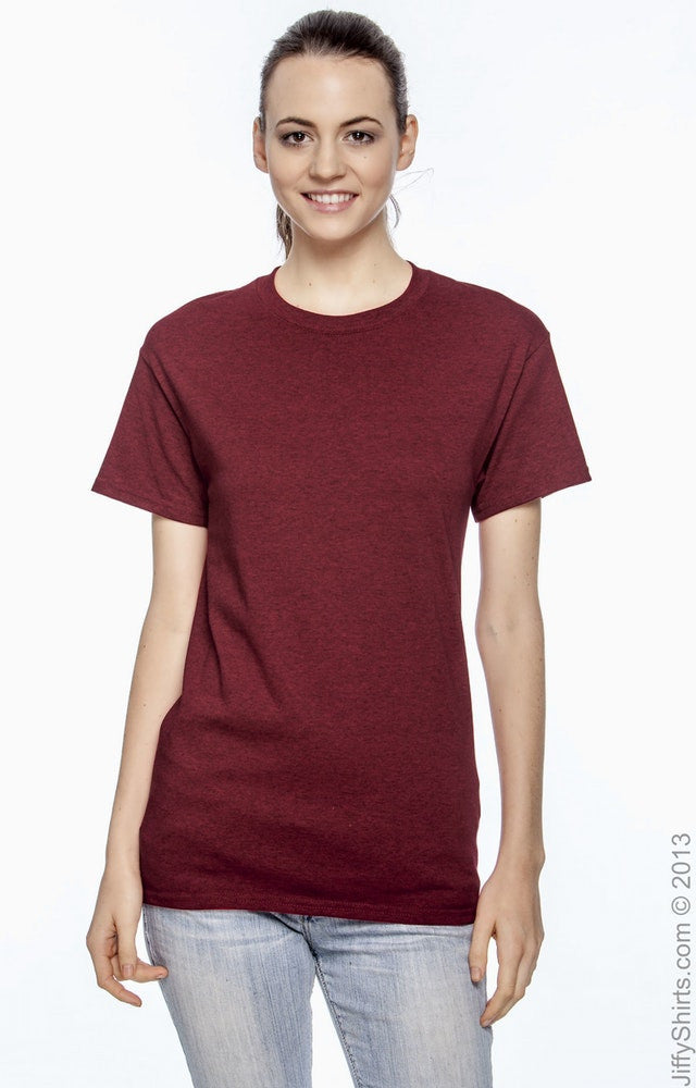 Adult Unisex 5.3 oz. T-Shirt|Color