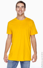 Men's 4.5 oz., 100% Ringspun Cotton nano-T® T‑Shirt|Color
