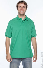 Unisex Men's 5.2 oz., 50/50 EcoSmart® Jersey Knit Polo|Color