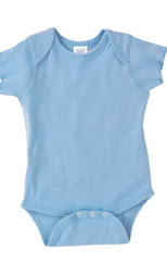 Infant Baby Rib Bodysuit|Color
