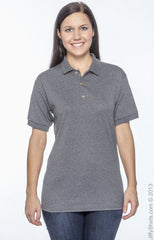 Adult Unisex 6 oz., 50/50 Jersey Polo|Color