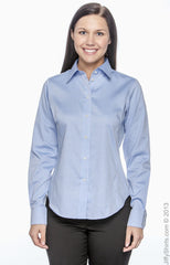 Women's Executive Performance Pinpoint Oxford|Color