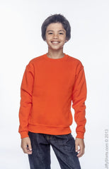Youth Unisex 8 oz., NuBlend® Fleece Crew|Color