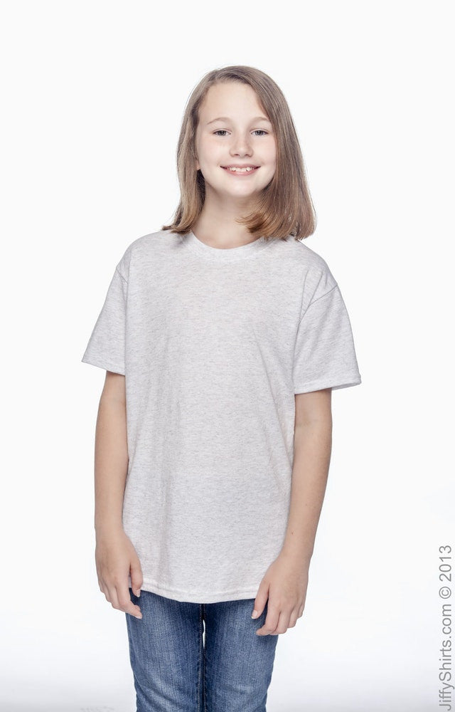Youth Unisex 5.2 oz., 50/50 EcoSmart® T-Shirt|Color