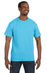 Unisex Men's 6.1 oz. Tagless® T-Shirt|Color