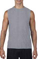 Unisex Performance™ 4.5 oz. Sleeveless T-Shirt|Color