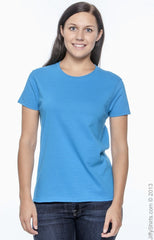 Ladies' Ultra Cotton® 6 oz. T-Shirt|Color