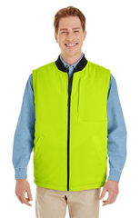 Adult Unisex Dockside Interactive Reversible Freezer Vest|Color