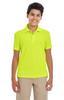 youth-unisex origin performance pique polo