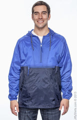 Adult Unisex Packable Nylon Jacket|Color