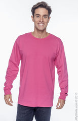 Adult Unisex 5.6 oz., DRI-POWER® ACTIVE Long‑Sleeve T‑Shirt|Color