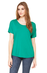 Ladies' Slouchy T-Shirt|Color