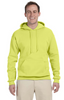 adult-unisex tall 8 oz. nublend® hooded sweatshirt