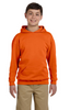 youth-unisex 8 oz. nublend® fleece pullover hood