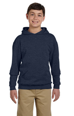 Youth Unisex 8 oz. NuBlend® Fleece Pullover Hood|Color