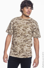 Adult Camouflage T-Shirt|Color
