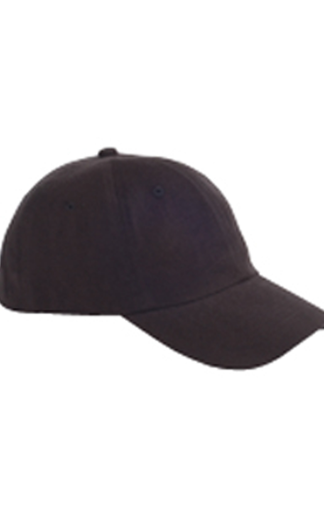 Youth Unisex Youth Unisex 6-Panel Brushed Twill Unstructured Cap|Color