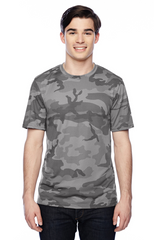 4.1 oz. Double Dry® Interlock T-Shirt|Color