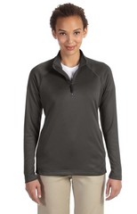 Ladies' Stretch Tech-Shell® Compass Quarter‑Zip|Color