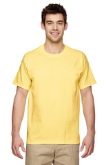 Adult Unisex Ultra Cotton® 6 oz. T-Shirt|Color