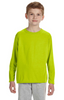 youth-unisex performance® 5 oz. long-sleeve t‑shirt