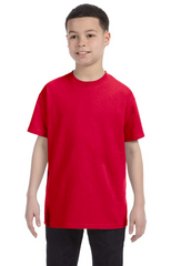 Youth Unisex 5.3 oz. T-Shirt|Color