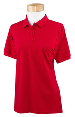 Ladies' DryBlend® 6.5 oz. Piqué Polo|Color