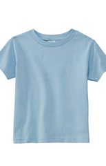 Toddler Cotton Jersey T-Shirt|Color