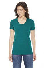 Ladies' Triblend Short-Sleeve Track T‑Shirt|Color
