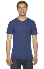 Unisex Triblend Short-Sleeve Track T‑Shirt|Color