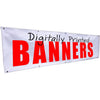 13 oz. Matte Finish Banner