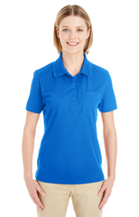 Ladies' Origin Performance Piqué Polo with Pocket|Color