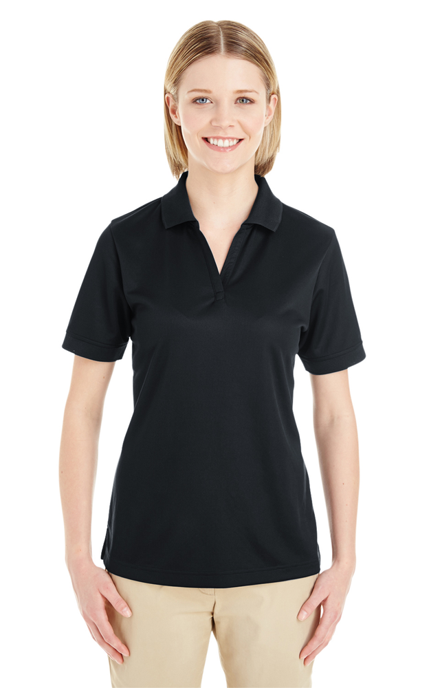 Ladies' Pilot Textured Ottoman Polo|Color