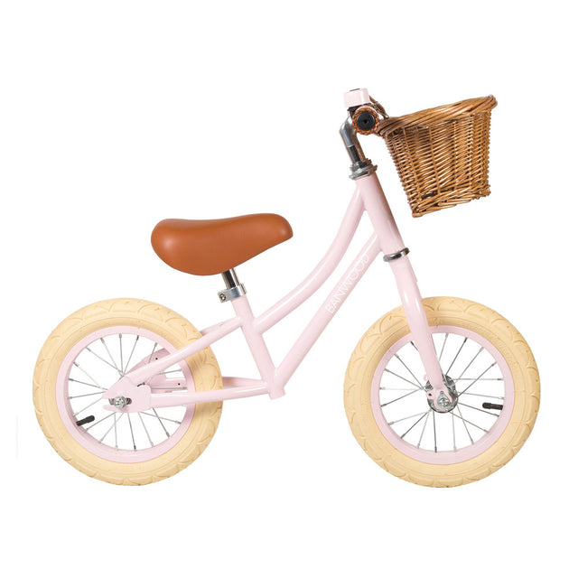 Banwood - Balance Bike- First GO - Pink