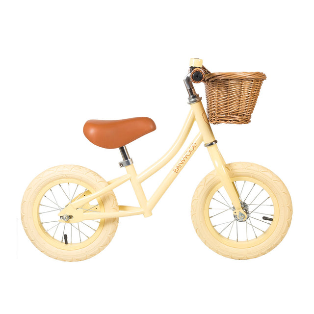Banwood - First GO Balance Bike - Vanilla