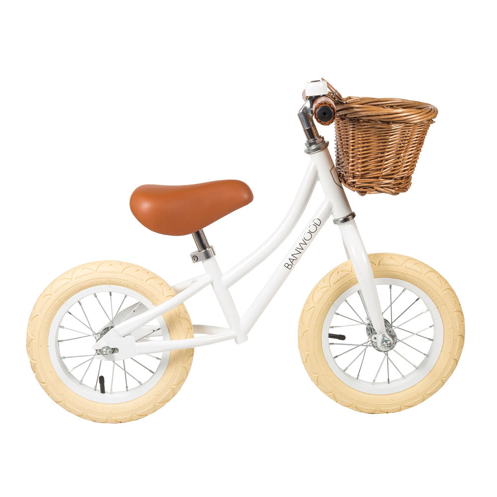 Banwood - Balance Bike- First GO - White