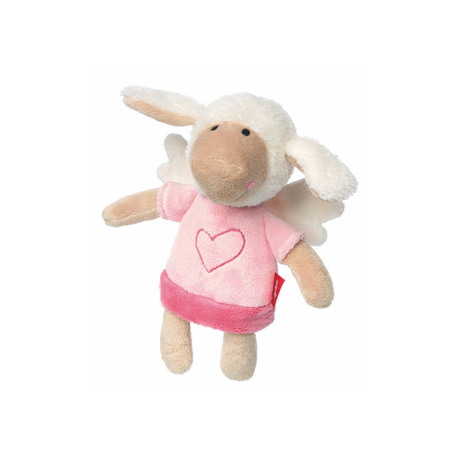 Sigikid, Sigikid, Soft Toy - Guardian Angel - Rose