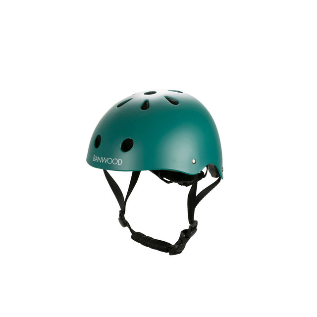 Banwood, Classic Helmet - Dark Green