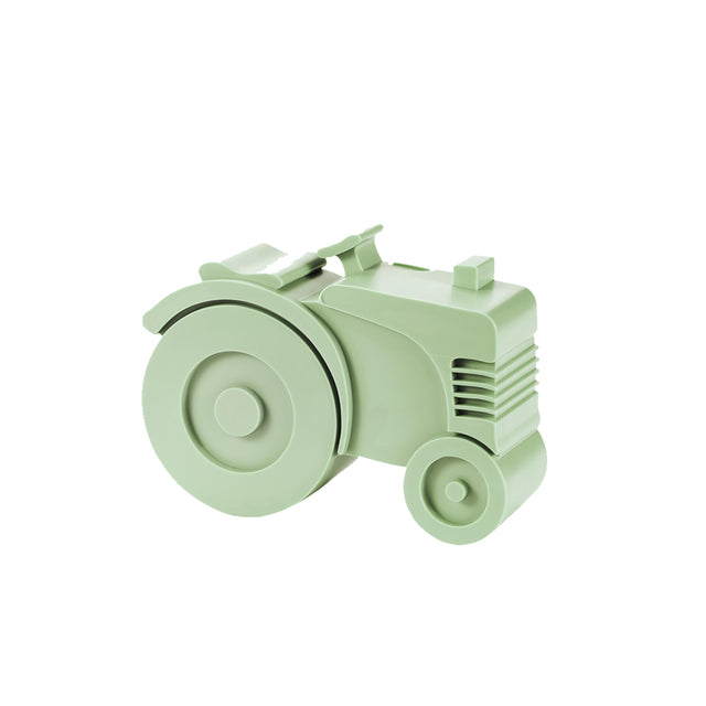 Blafre, Lunchbox - Tractor - Light Green