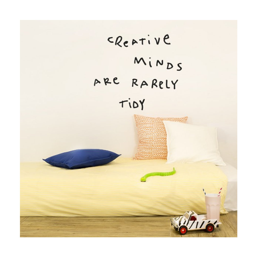 Chispum, Creative Minds Wall Sticker