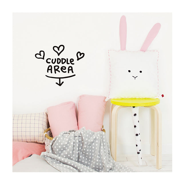 Chispum, Cuddle Area Wall Sticker