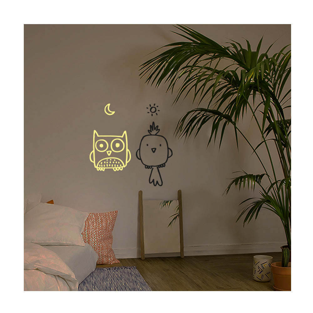 Chispum, Bird / Owl Wall Sticker