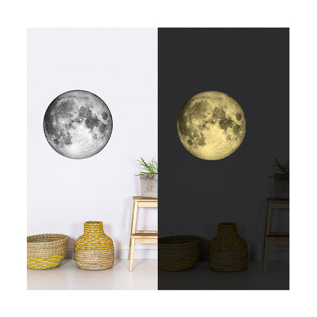 Chispum, Moon Wall Sticker