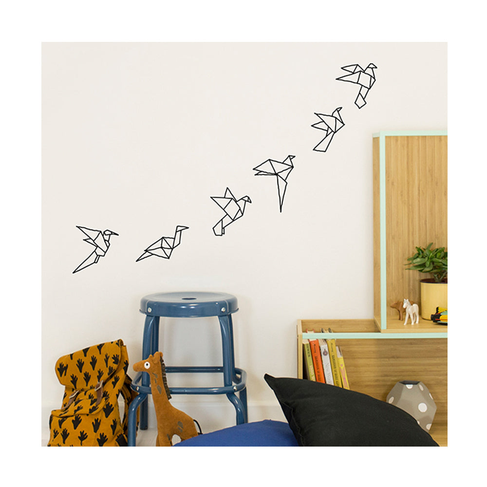 Chispum, Paper Birds Wall Sticker