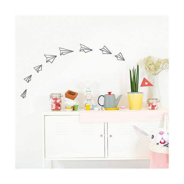 Chispum, Planes Wall Sticker