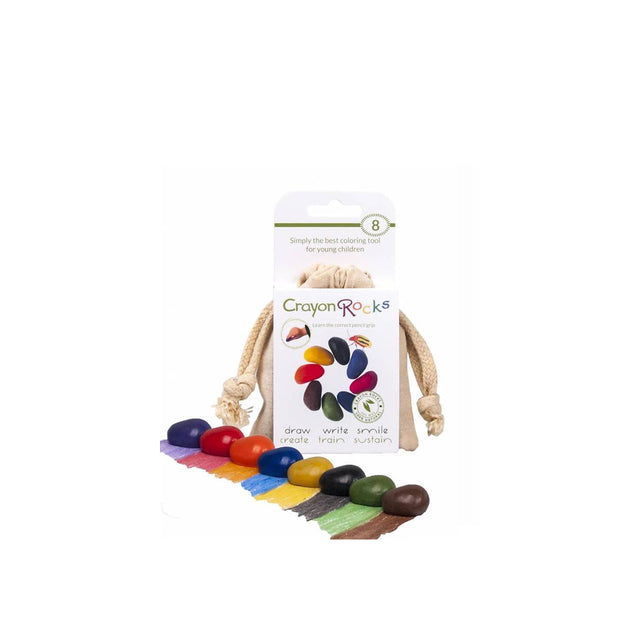 Crayon Rocks, Natural Soy Wax Crayons