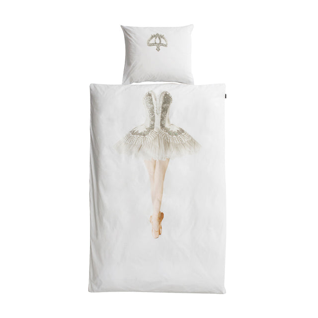 Snurk - Kids Duvet Cover Set - Ballerina
