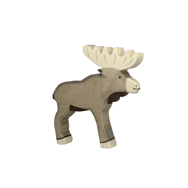 Wooden Animal - Elk