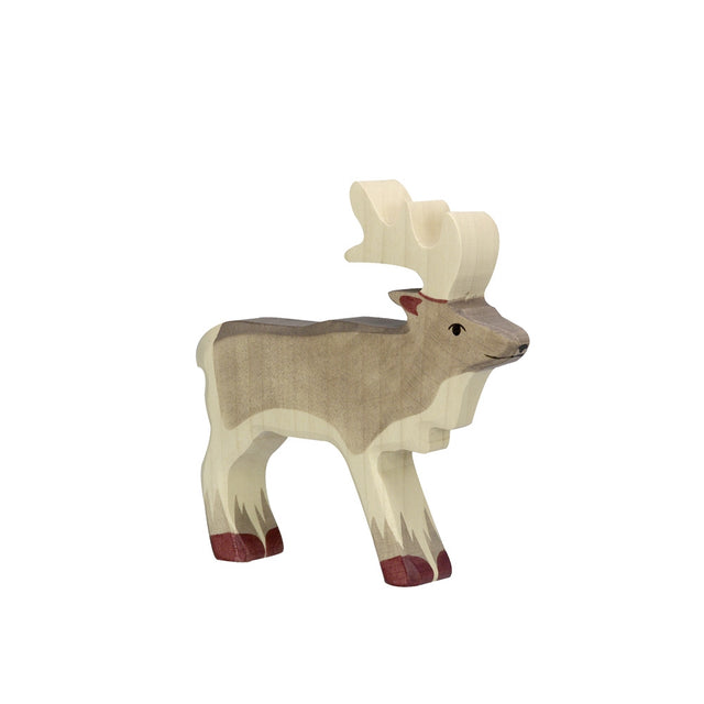 Wooden Animal - Reindeer