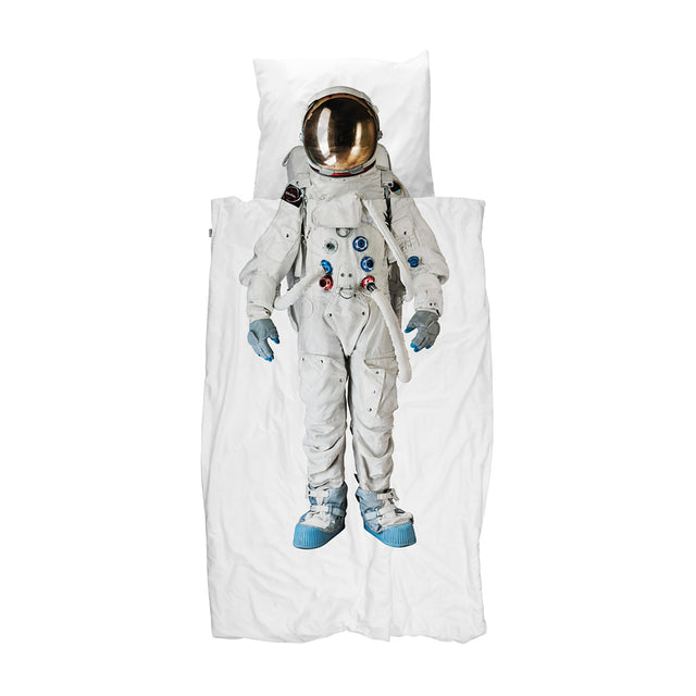 Snurk - Kids Duvet Cover Set - Astronaut